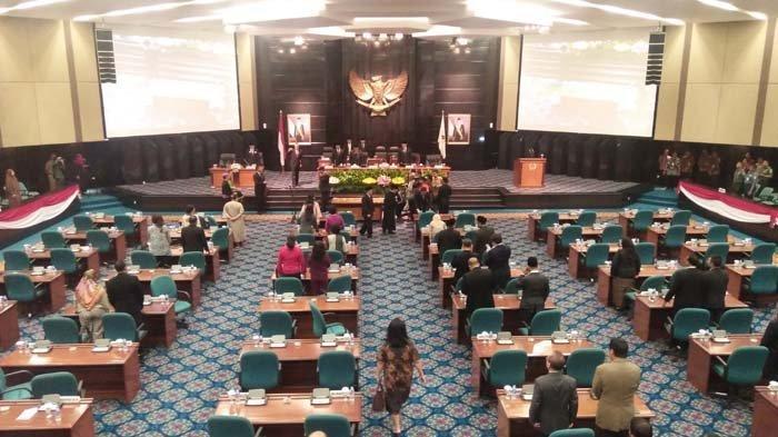 Daftar Nama Anggota DPRD DKI Jakarta 2019-2024 Berdasarkan Partai Politik (Parpol)