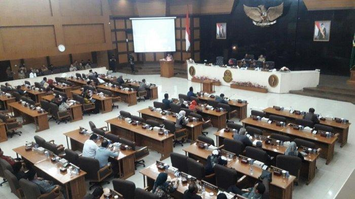 Daftar Nama Anggota DPRD Jabar 2019-2024 Berdasarkan Daerah Pemilihan (Dapil)