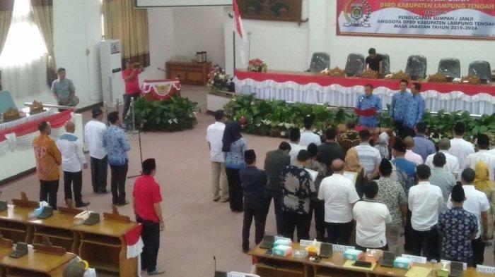Daftar Nama Anggota DPRD Lampung Tengah 2019-2024 Berdasarkan Partai Politik (Parpol)