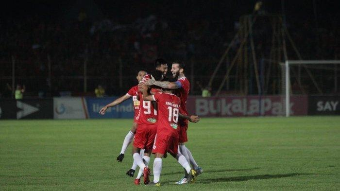 Ilustrasi, daftar pemain Persija Jakarta di Liga 1 2021