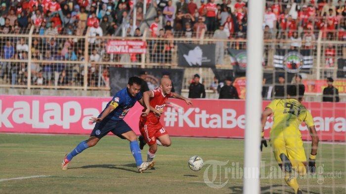 DAFTAR Pemain Skuad Arema FC di Liga 1 2021