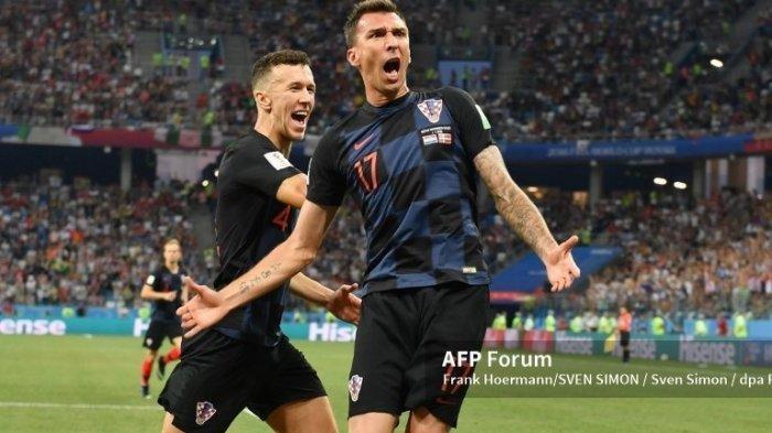 DAFTAR Pemain Skuad Kroasia di Grup D Euro 2020