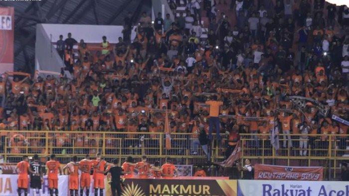 Ilustrasi, daftar pemain skuad Persiraja Banda Aceh jelang bergulirnya Liga 1 2021.