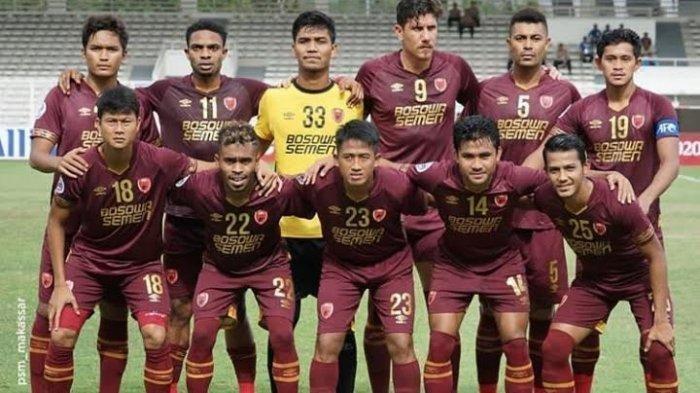 JADWAL PSM Makassar di Liga 1 2021