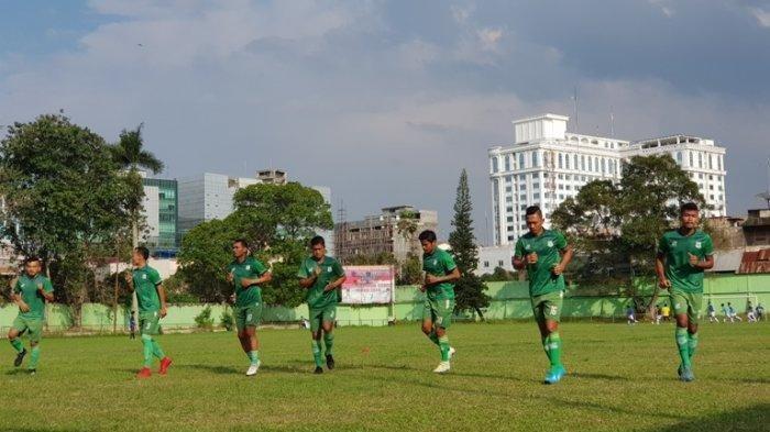 DAFTAR Pemain Skuad PSMS Medan di Liga 2 2021