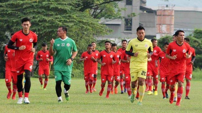 Daftar Pemain Skuad Semen Padang di Liga 2 2021