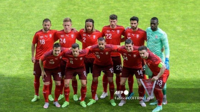 Ilustrasi. Simak jadwal pertandingan Grup A Euro 2021, berikut head to head dan predikadsi laga Wales vs Swiss.