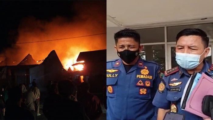 5 Kasus Kebakaran di Lampung Selatan Terjadi Selama Dua Pekan, Masyarakat Diimbau Waspada