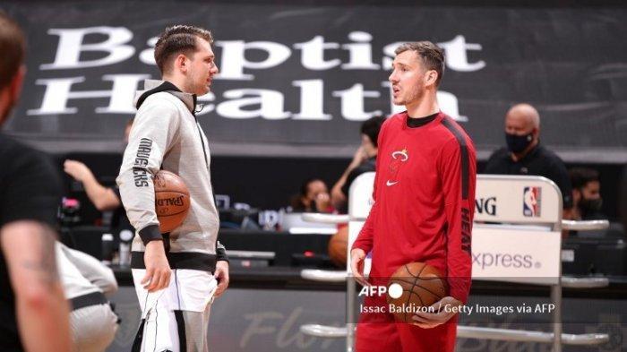 Dallas Mavericks Dikabarkan Incar Goran Dragic, Toronto Raptors Enggan Menanggapi