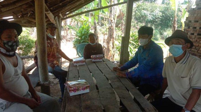 Dampak Pandemi Covid-19, Buruh di Pringsewu Lampung Sepi Job