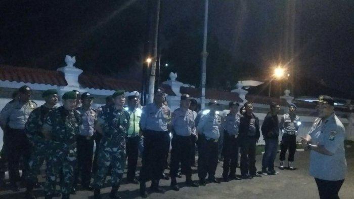 Patroli Gabungan Bersama Kodim 0426, Polres Terjunkan 157 Personel