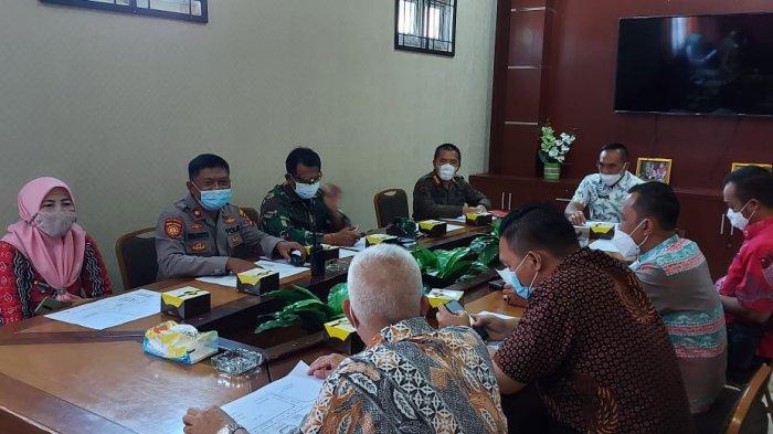 Kapten Cpl Made Diazmika Ikuti Rakor Peresmian Stadion Mini Kalpataru Kecamatan Kemiling