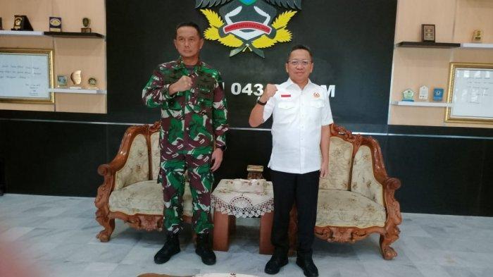 Danrem: Korem 043/Gatam Siap Backup Kontingen Lampung di Papua