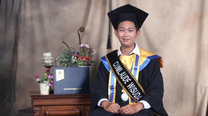 Lulusan Prodi S1 Manajemen Kampus IIB Darmajaya ini Dapat Beasiswa S2 di Taiwan