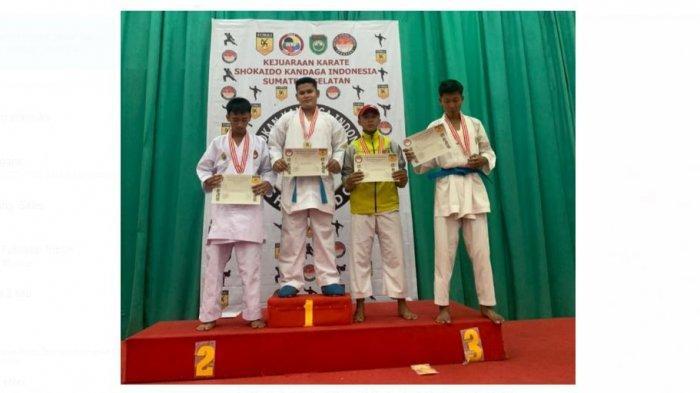 Mahasiswa Prodi Teknik IIB Darmajaya Juara Piala Percha Leanpuri Shokaido Sumatra Selatan 2021
