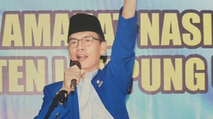 Anggota Fraksi PAN Darwin Hifni Siap Ikut Bursa Pencalonan Wabup Lampung Utara
