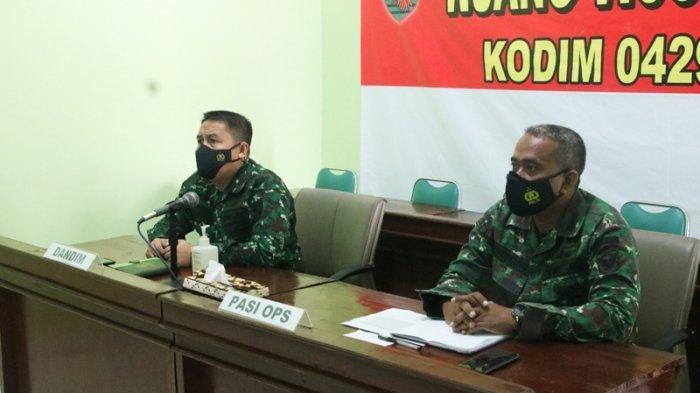 Darwis Bersama Gugus Tugas dan Relawan PPKM Siap Bersinergi Putus Mata Rantai Covid-19