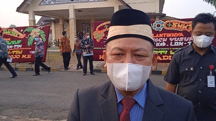 Dawam Minta M Yusuf Membantunya Realisasikan Visi-Misi Lampung Timur Berjaya