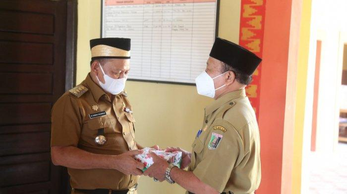 Stok Oksigen Terbatas, Pemkab Lampung Timur Koordinasi dengan Pemprov