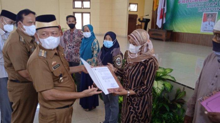 Dawam Rahardjo Luncurkan Izin Gratis untuk UMKM di Lampung Timur