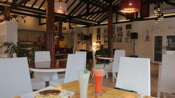 KULINER LAMPUNG- 5 Tempat Kuliner di Jalan Kartini Bandar Lampung dari Warkop, Resto, dan Fast Food