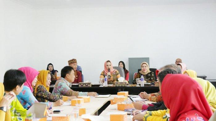 Hadapi Inacraft Ke-21 Tahun 2019 Yustin  Beri Spirit Baru untuk Para Perajin di Kabupaten/Kota