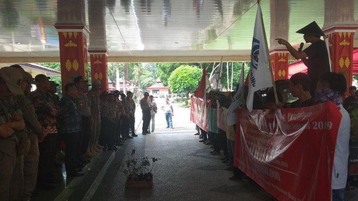 LSM GRAK Lampung Pertanyakan Kualitas Bibit Kopi Bagi Petani Lambar