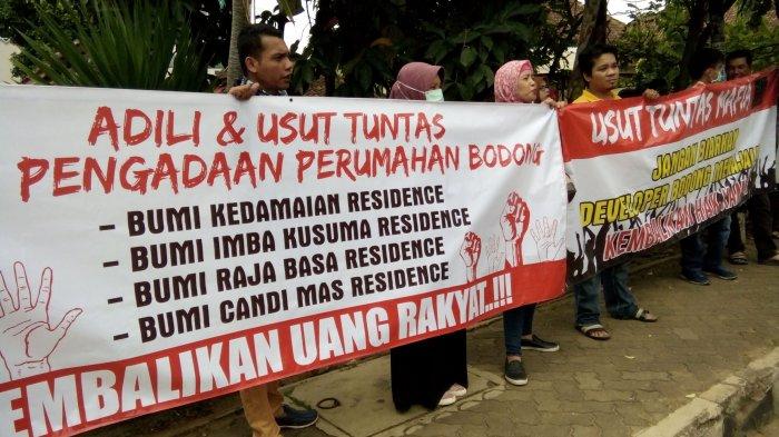 Anggota Polisi dan Jaksa Jadi Korban Developer PT Patala Global Perdana, Kok Bisa?