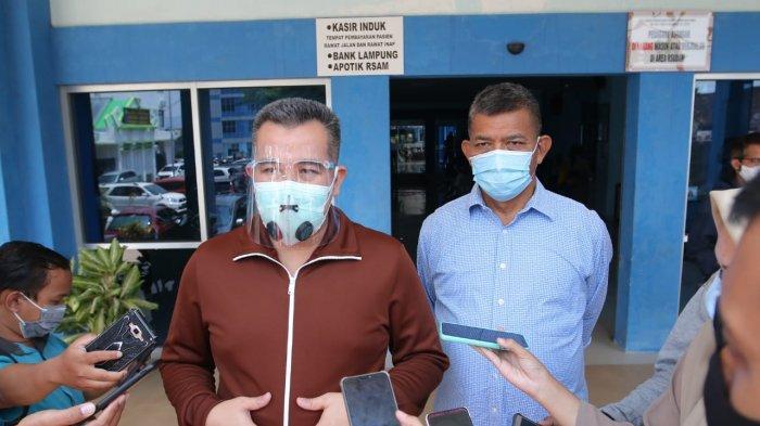 Pemeriksaan Kesehatan Balonkada di RSUDAM Berlangsung Selama 3 Jam