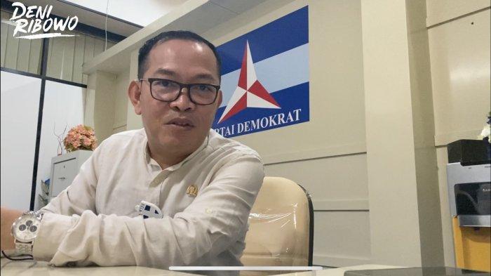 Anggota DPRD Provinsi Lampung Deni Ribowo Berharap Tribun Lampung Tetap Jadi Media yang Mencerdaskan