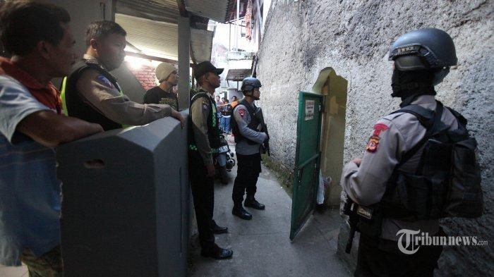 BREAKING NEWS - Densus 88 Kembali Ciduk Terduga Teroris Warga Sukoharjo Pringsewu