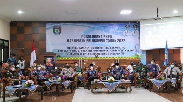 Deputi Gubernur DKI Jakarta Hadiri Musrenbang Pringsewu