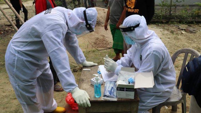 24 Warga Sempat Terjangkit Covid-19, Desa Bali Agung Lampung Selatan Menuju Zona Hijau