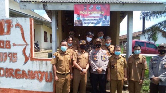 Desa Pulau Panggung Lampung Utara Diresmikan sebagai Kampung Tangguh Nusantara
