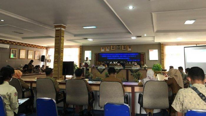 Desa Sindang Sari Agung Lampung Utara Jadi Pilot Project Kampung Reformasi Agraria