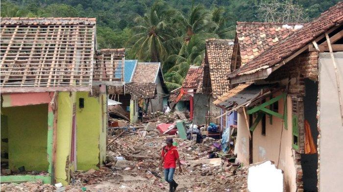Pemkab Lampung Selatan Sudah Punya 2 Lokasi yang Nanti Dipilih Jadi Tempat Relokasi Korban Tsunami
