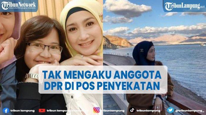 Lewati Pos Penyekatan PPKM Darurat, Desy Ratnasari Tidak Mengaku Anggota DPR