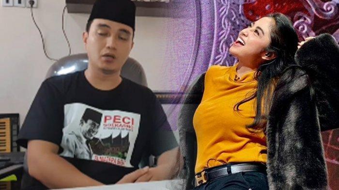 Dewi Perssik Sindir Aldi Taher, 'Terlihat Saleh tapi Aslinya Jahat'