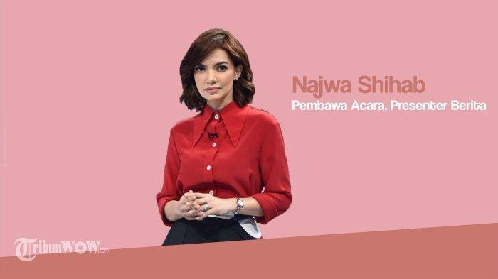 Najwa Shihab Emosi Namanya Dicatut di Berita Hoaks soal Covid-19