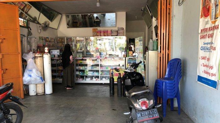 Kasus Covid-19 Tinggi Sepekan Terakhir, Permintaan Tabung Oksigen Meningkat di Lampung Utara