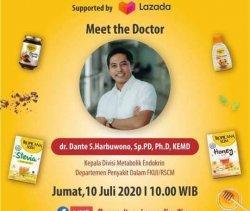 10,3 Juta Orang Indonesia Terkena Diabetes Militus, Faktor Penyebab dan Cara Mencegahnya
