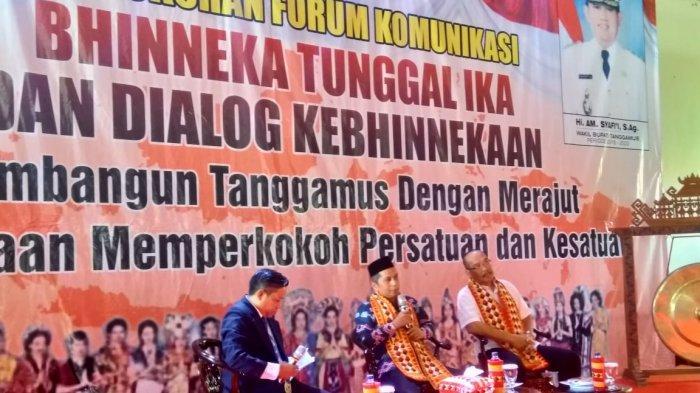 Karomani : kebinekaan Merupakan Hal Penting yang Menjadi Modal Bangsa Indonesia