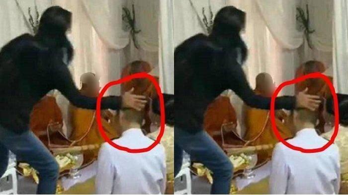 Pria Ini Diam-diam Nikahi Selingkuhannya, Istri Sah dan Ibu Kandungnya Lakukan Ini Saat Pergokinya!