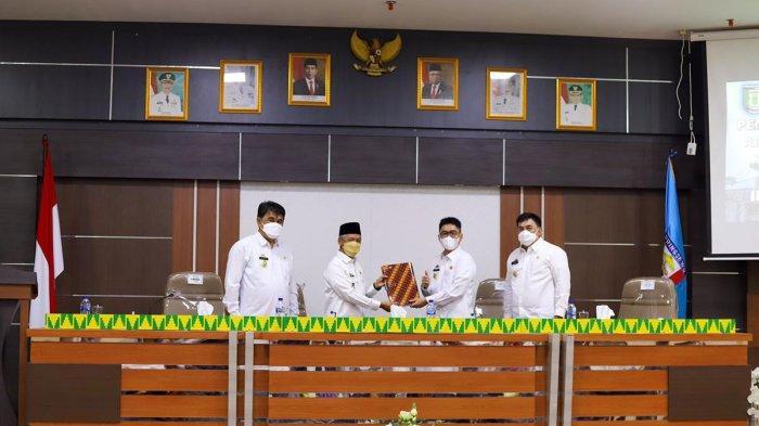 Didatangi Inspektorat Lampung, Sujadi Semboyankan Dijawab Sebelum Ditanya, Diberi Sebelum Diminta
