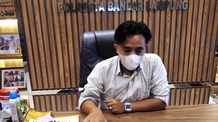 Polresta Bandar Lampung Ringkus Pelaku Pelecehan Seksual Belasan Anak di Bawah Umur