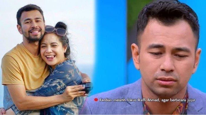 Dikabarkan Cuma Mesra Depan Kamera, Raffi Ahmad dan Nagita Buka Suara
