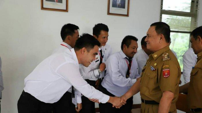 Mad Hasnurin Dorong Inovasi Dalam Pengelolaan Birokrasi