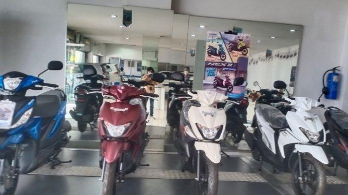 Info Motor, Inilah Motor Terlaris Suzuki Sepanjang 2021