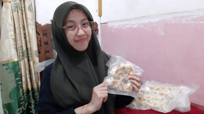 Kuliner Lampung, Dimsum Kitchen Kecil Tawarkan Dimsum Beku Harga Terjangkau