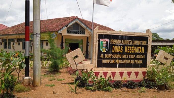 Gandeng Lampung Tengah, Diskes Lampung Timur Fokus Penuhi Kebutuhan Oksigen